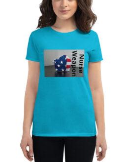 camiseta chica nurseweapon
