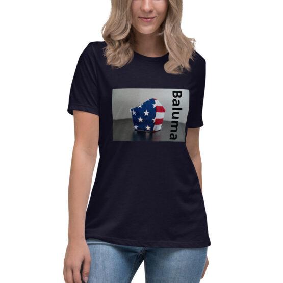 Camiseta chica #patriota