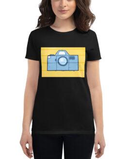 camiseta-chica-fotografía-negra