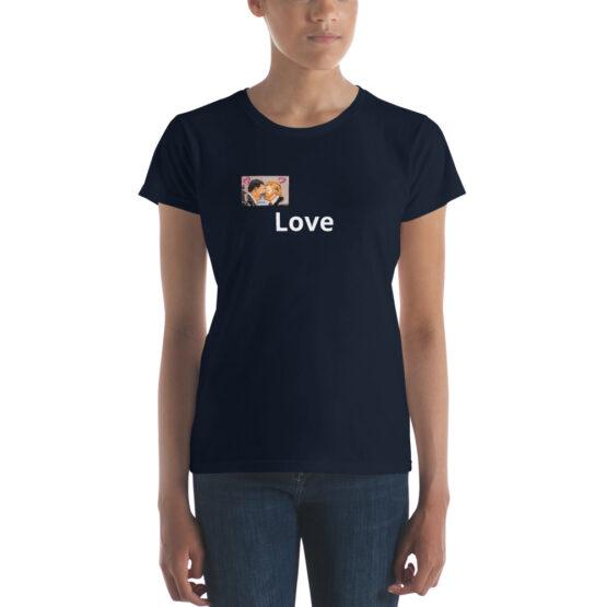 camiseta chica #chinaloveusa