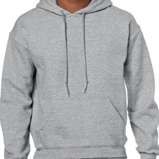 Baluma- hoodie_ash_gris_modelo_delantera